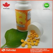 GMP certified own brand b1 b6 b12 vitamin