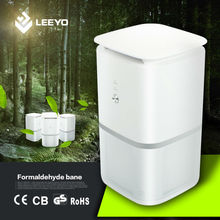 High Efficiency air purifier for allergies and asthma