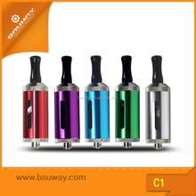 The best selling products bauway c1 clearomizers with good quality and design