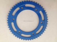 Motorcycle parts Motorcycle Sprockets Model CG125 TITIAN 150 TITAN ES/KS FAN 125 BROS 150