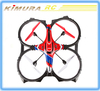Good Four-channel Sima X6 2.4g Six -axis Gyro Quadrocopter / drone with main blades propellers and rc charger balancer