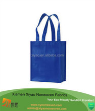 Laminated non woven bag Royal Blue