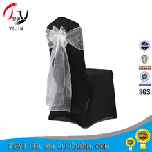 Factory Price banquet wedding used folding chair cover