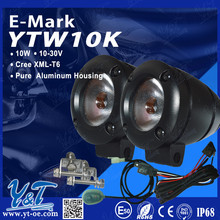 Y&T headlighs in auto lighting system , car auto parts head lamp for hyundai, nf, sonata 2015
