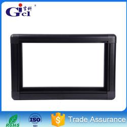 Gicl 3590T3 led display for sign board led aluminum frame p10 single color module led message display