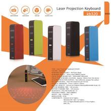 New Mini Bluetooth Laser Keyboard for English Mobile Phones, Mini Wireless Bluetooth Keyboards