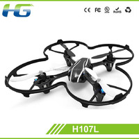 Hubsan X4 H107L Mini RC Helicopter GYRO 2.4G 4CH 6-Axis Radio Control UFO Quadcopter Quad Copter RTF