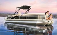 Chinese Aluminum catamaran pontoon boat for sale