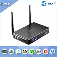 The Newest TV BOX! support 4K H.265 2GB16GB Amlogic S812 Quad-Core Android 4.4.2 Google TV box