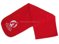 220gsm heavy winter warm fleece scarf