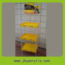 Special top sell metal newspaper holder