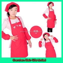 Waterproof children garden apron