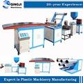 Máquina de cuerdas plásticas/extrusor para elaboración de láminas divididas de PE