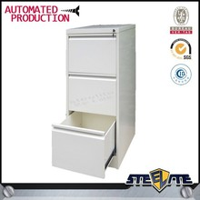 3 Drawer Steel File Cabinet Metal Filing cabinet