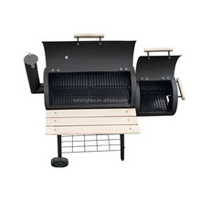 China supplier Outdoor Kitchen No Smoke Easy To Wash Charcoal BBQ Grill Carbon Steel BBQ Grill
