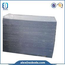 Professional A4 golden inkjet printable pvc plastic sheet