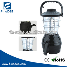 A27-02 LED Rechargeable Cranking Lantern