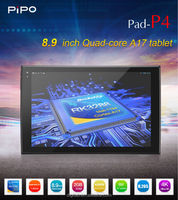Wholesale PIPO P4 pad-p4 android 4.4 RK3288 quad core 8.9'' 1920*1200 PIPO tablet pc