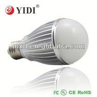 High Lumen 640LM 7W light bulb e10