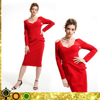 new year hot sale bodycon evening dress online shopping
