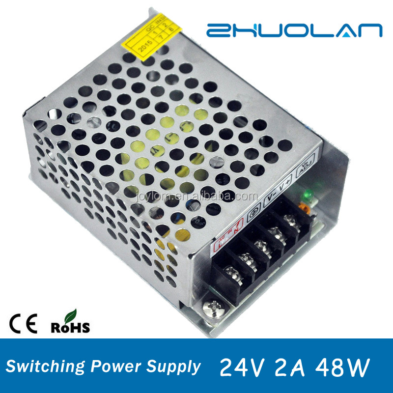 ce rohs alibaba china indoor led light switching power supply ac 100v