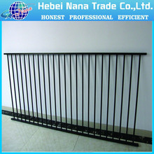 Artistic Design Wrought Iron Garden Fence