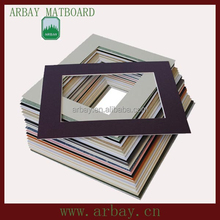 Promotional gift picture frame and matboard,photo frame multi gold,photo frame 11 14