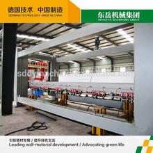 Dongyue 2015 New fly ash aac block brick production line