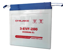 EVF Series VRLA Battery for Electric Vehicles, 6V 200Ah/3hr