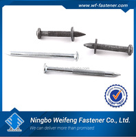 china manufacturers & suppliers nail exporter High-strength Drive Pins,Shooting Nails,Concrete Nails round head drive pin