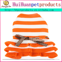 Hot sale design warming pet clothes dog sweater