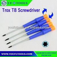 Torx T8 Screwdriver Repair Tool for Motorola mobile phones and Sony Ericsson mobile phone