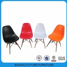 Classico di lusso sedia mobili, migliore a buon mercato sedie di plastica per fast food