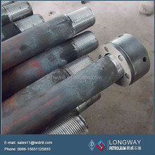 Drill pipe thread protector, drill pipe thread types