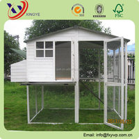CC036 hot sell factory price wooden chicken house