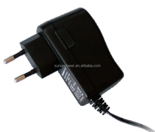 12W 12V1A Wall-mounted power supply switching power AC/DC adapter CE