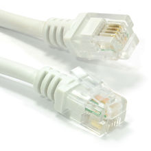 0.5m ADSL 2+ High Speed Broadband Modem Cable RJ11 to RJ11 50cm