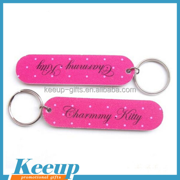 Promotional Gifts Custom Key Chain Mini Baby Nail File - Buy Baby ...