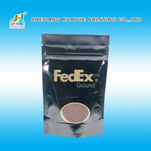Resealable Foil Aluminum Coffee Packaging Bags,Reclosable Coffee Packaging,Stand Up Coffee Pouches