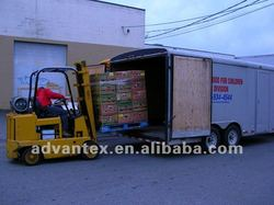 Sea shipping canned food from China to oversea