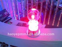 Novo produto acrílico bolas de luz