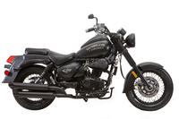 Classical chopper model, powerful and energy Motocicletas 150cc cruiser bike
