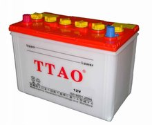 DIN88 12V 88Ah Dry charged Car Battery 58821