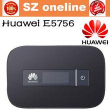 HUAWEI E5756 42Mbps Mobile Power Bank 3G WiFi Router,huawei E5756