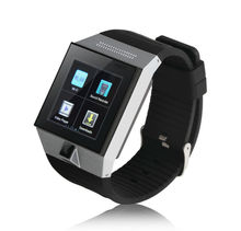 Most fashionable waterproof bluetooth unisex android smart watch phone