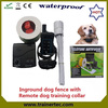 waterproof dog shock collars pet fence & 300 meter remote dog training collar