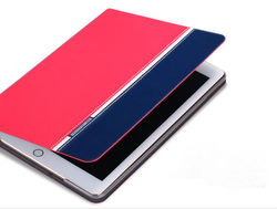 2015 High quality PU leather cover for ipad air case