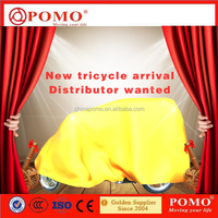 New Design Comfortable Reliable Competitive Gasoline 150cc Air Cooling Passenger Tuk Tuk Tricycle (White Horse WH15.1)