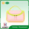 2015 new women fashion pvc handbag travel bag small christmas gift bags