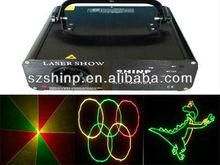 Mini Good design indoor laser light show